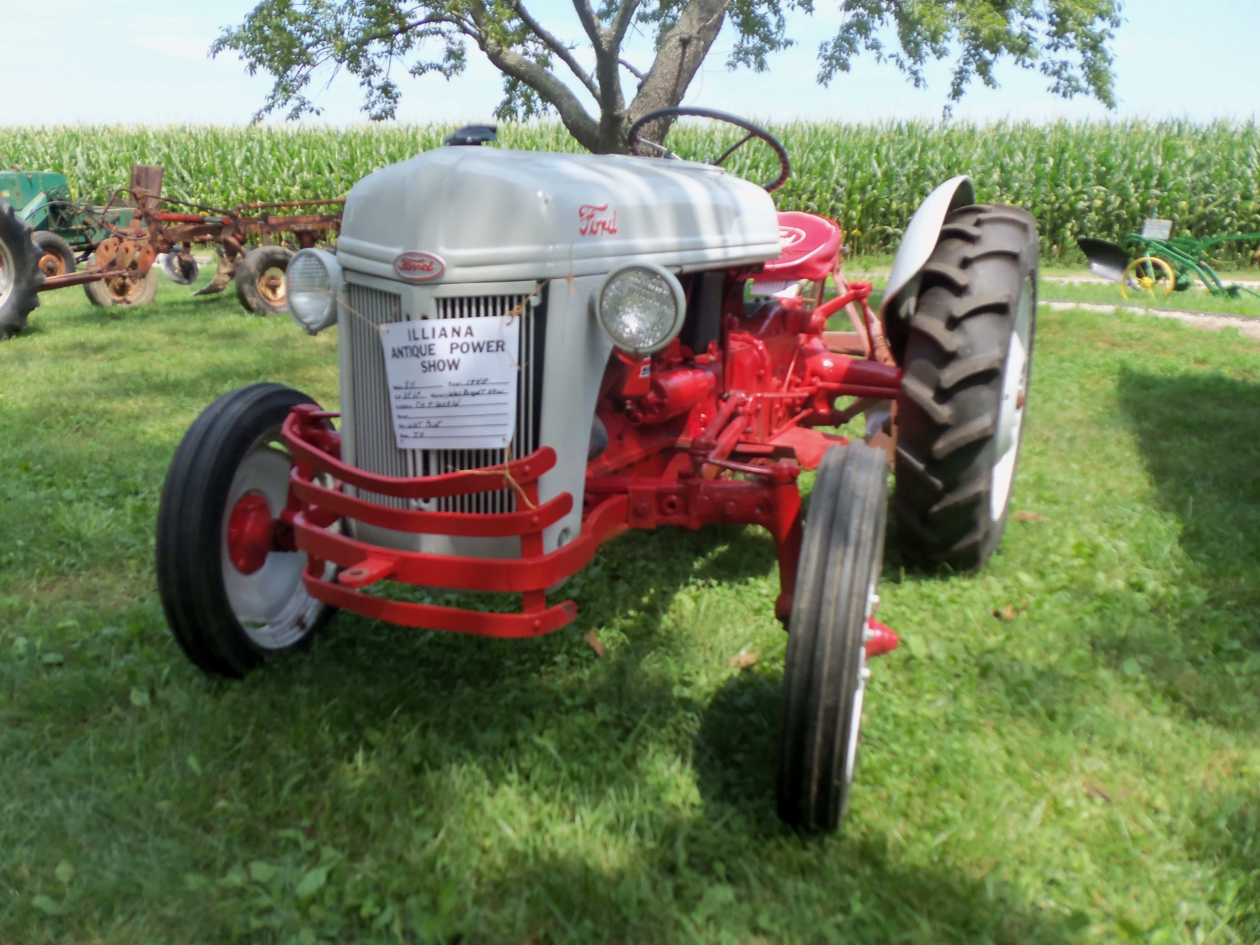 1948 Ford 8n Ford Tractors Amp Equipment Pinterest