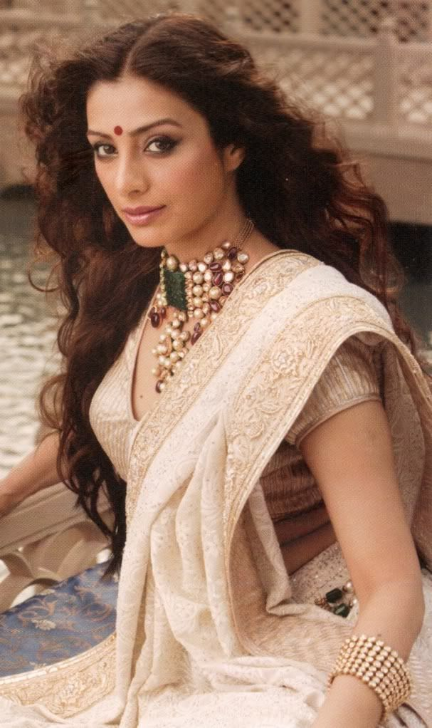 Tabu seen her over the ages in hindi tamil and recently for Life of pi in hindi