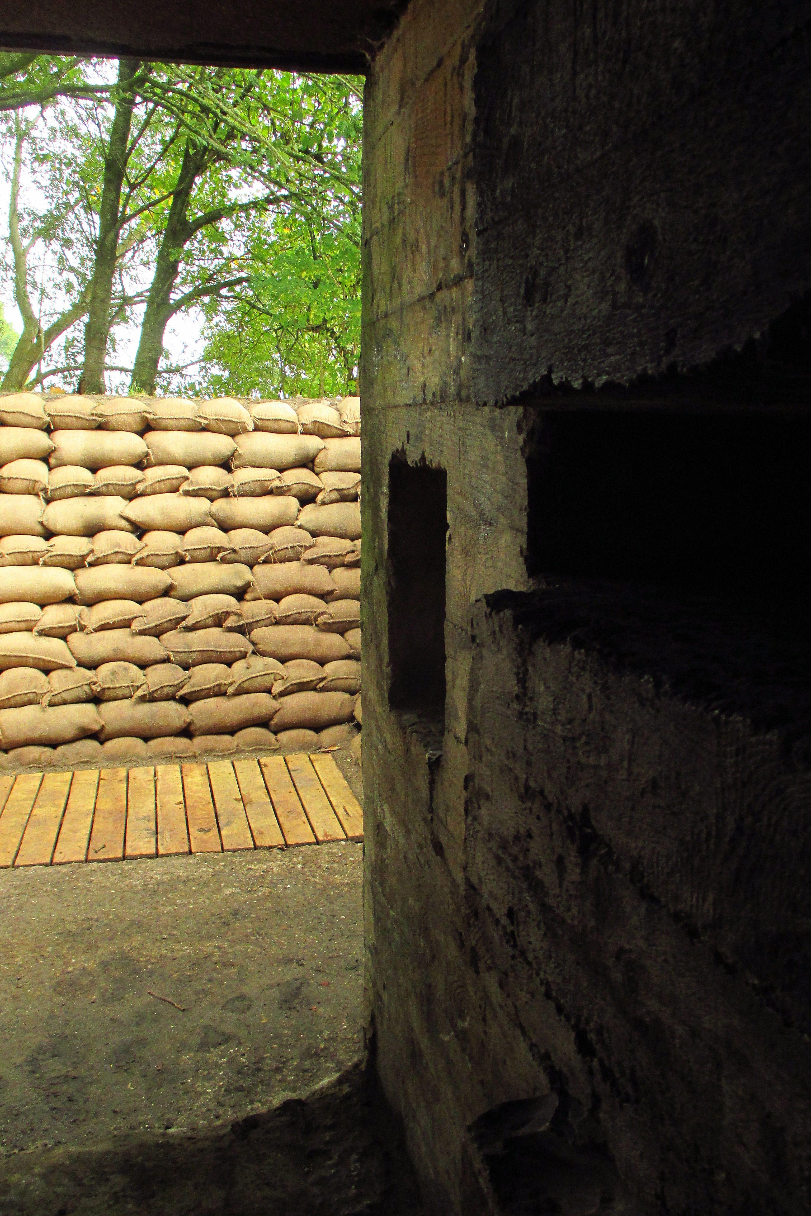 German bunker, Leusden. | Bunkers | Bunker, WW2, Wwii