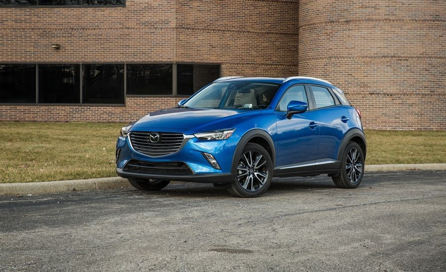 2020 Mazda CX3 Review, Pricing, and Specs (With images