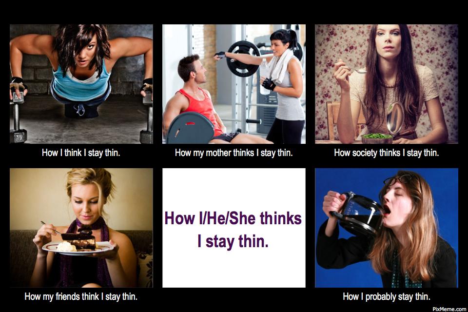 PixeMeme...a Meme Generator! Staying thin, Memes, Generation