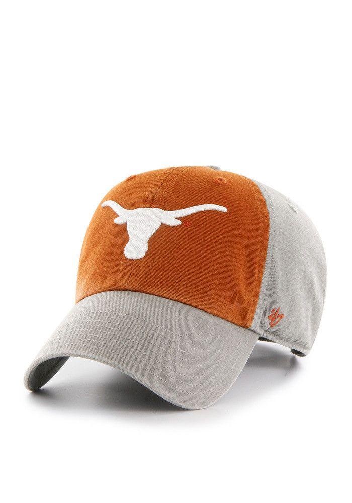 super popular dfe67 2eed1 Product Image Texas Longhorns T Shirts, Clean Up, Baseball Hats, Baseball  Caps,