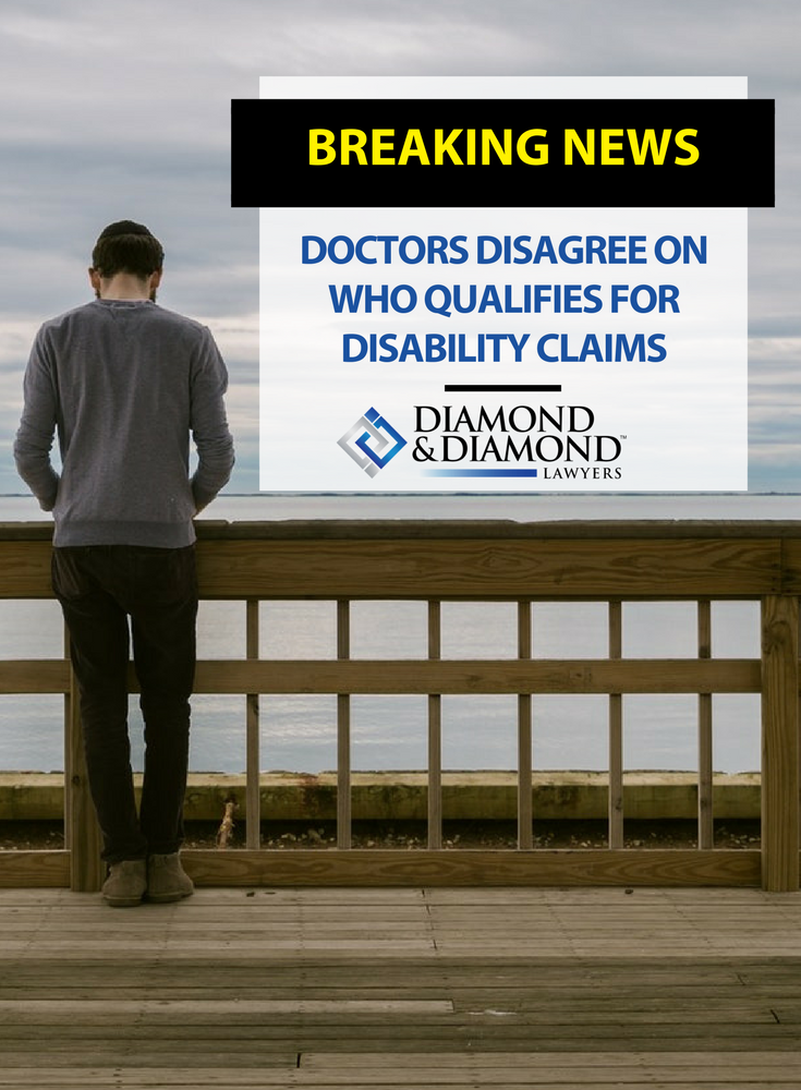 Doctors disagree on who qualifies for disability claims