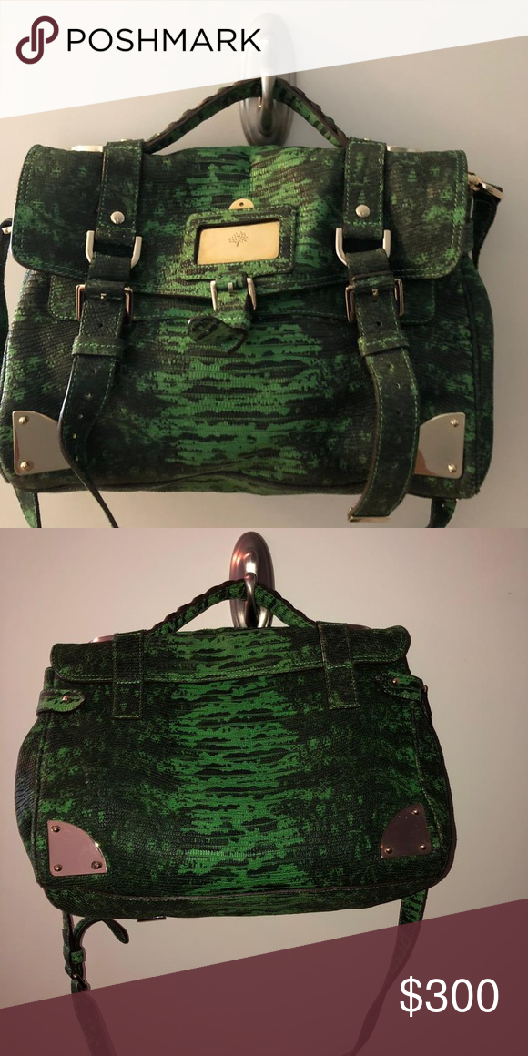 3d5d6c7e1f Mulberry leather Alexa bag. Great condition. Barely used. As is. Authentic. Mulberry  Bags Satchels