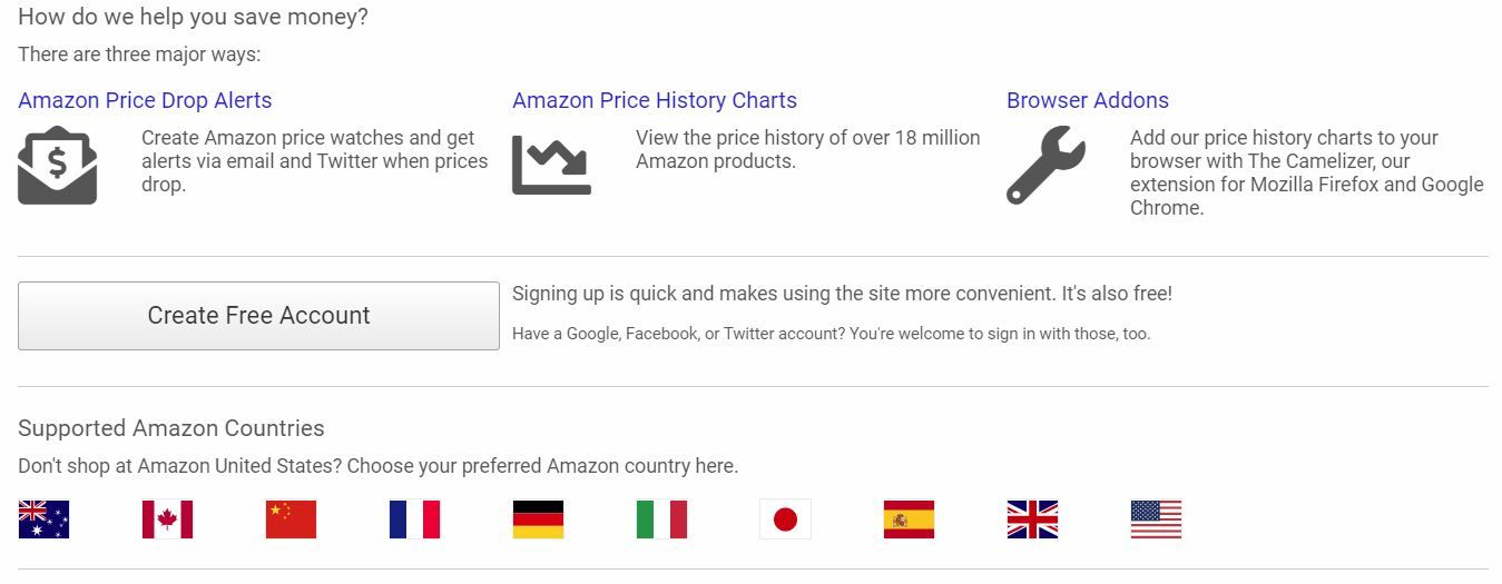 amazon price comparison chrome extension