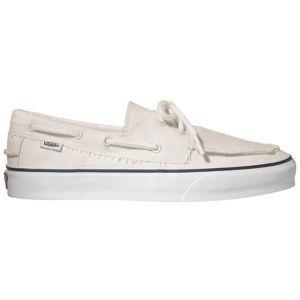 Vans Zapato Del Barco - Men's - Skate - Shoes - White/True White #Eastbay