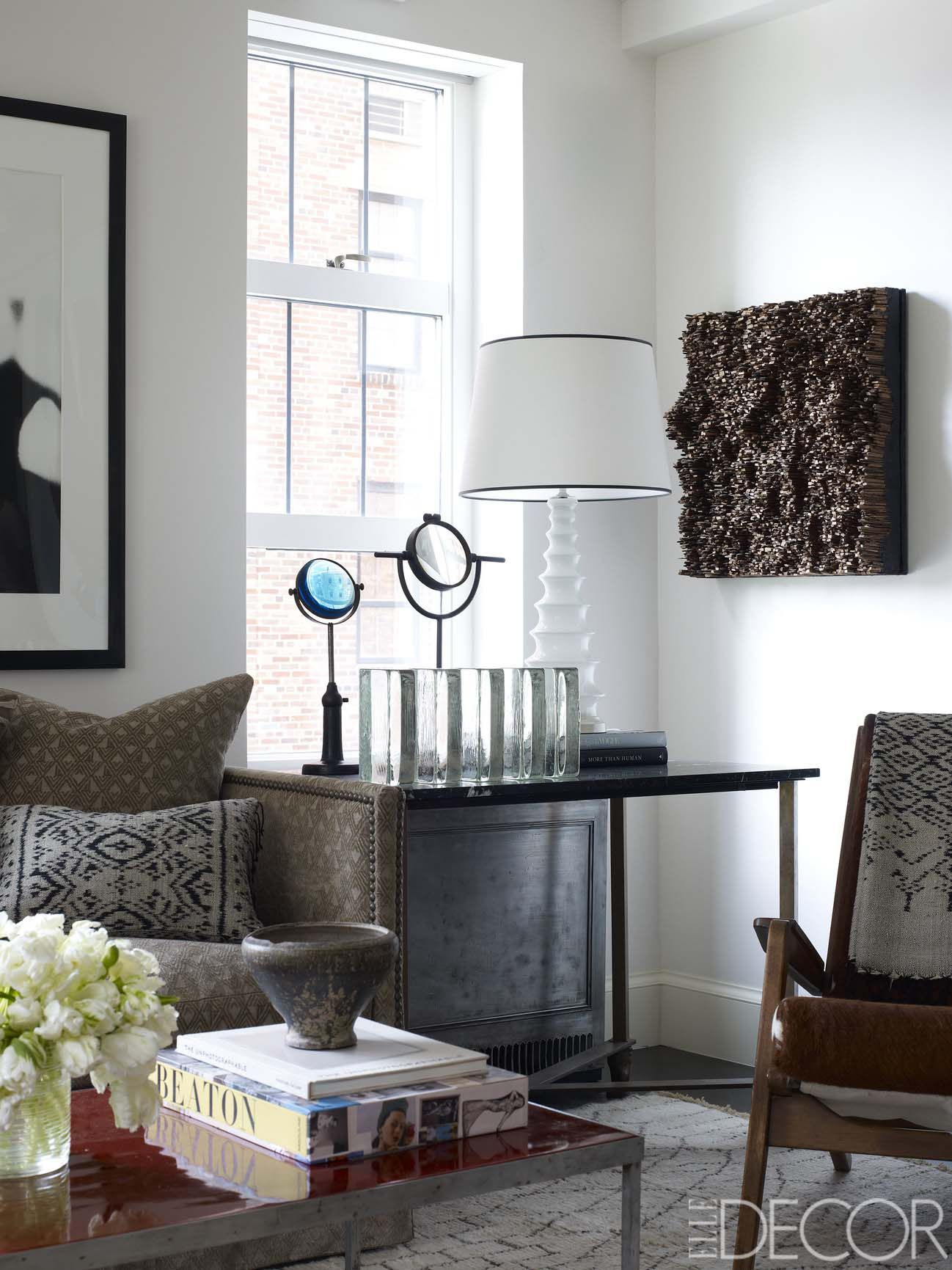HOUSE TOUR: Inside A Stylishly Neutral New York City Apartment ...