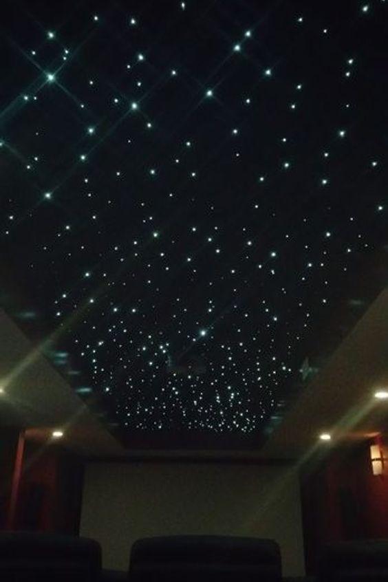 Ceiling Basement House Home cinema Sky Lighting