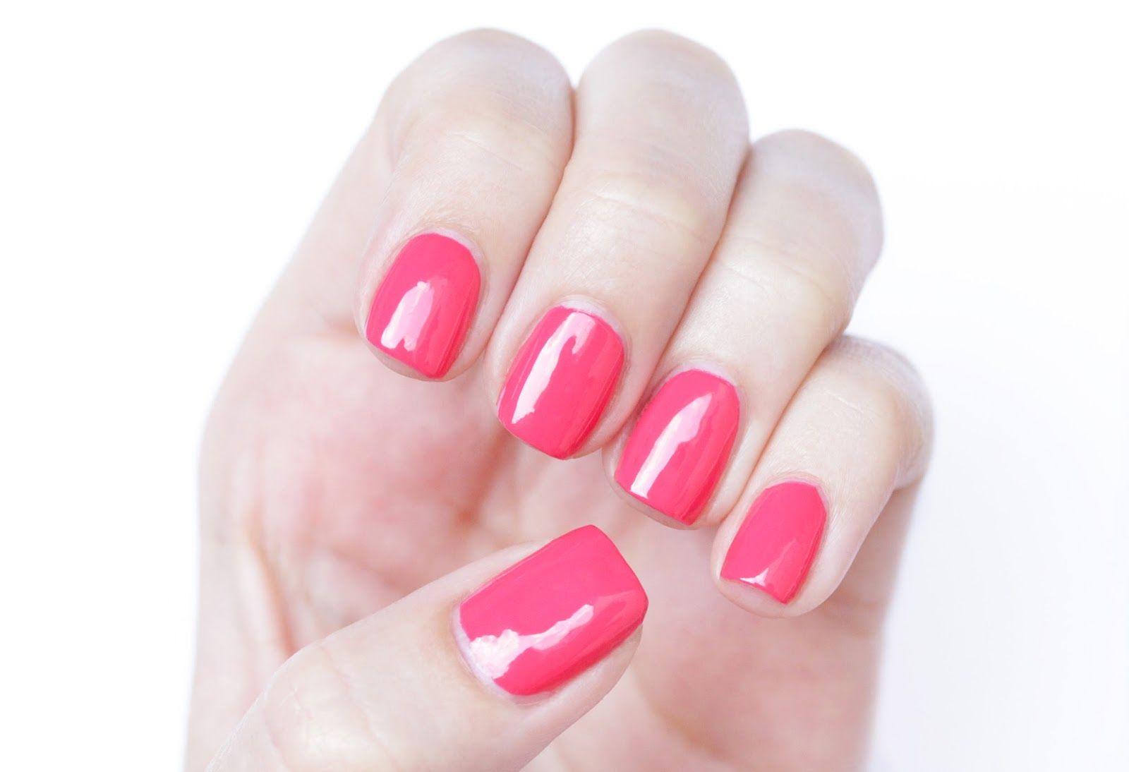 Essie Peach Daiquiri - the perfect summer nail polish #nails ...