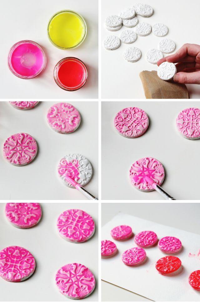 Argila Artesanato Como Fazer ~ HOW TO MAKE YOUR OWN DIY GLAZE FOR CLAY CRAFTS Argila, Como fazer e Arte cer u00e2mica