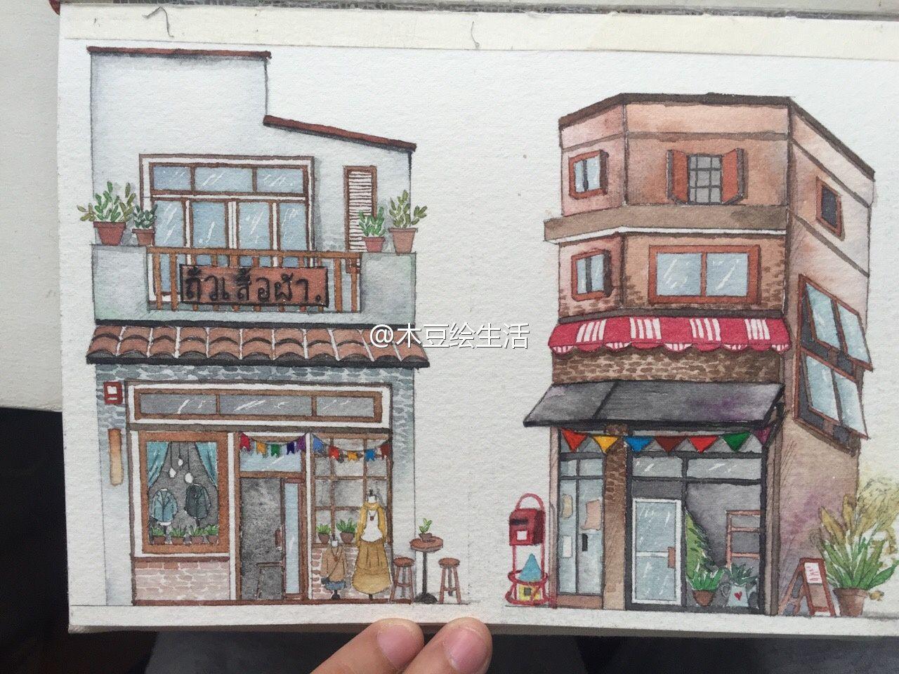 木豆绘生活的照片 微相册 Arquitectura