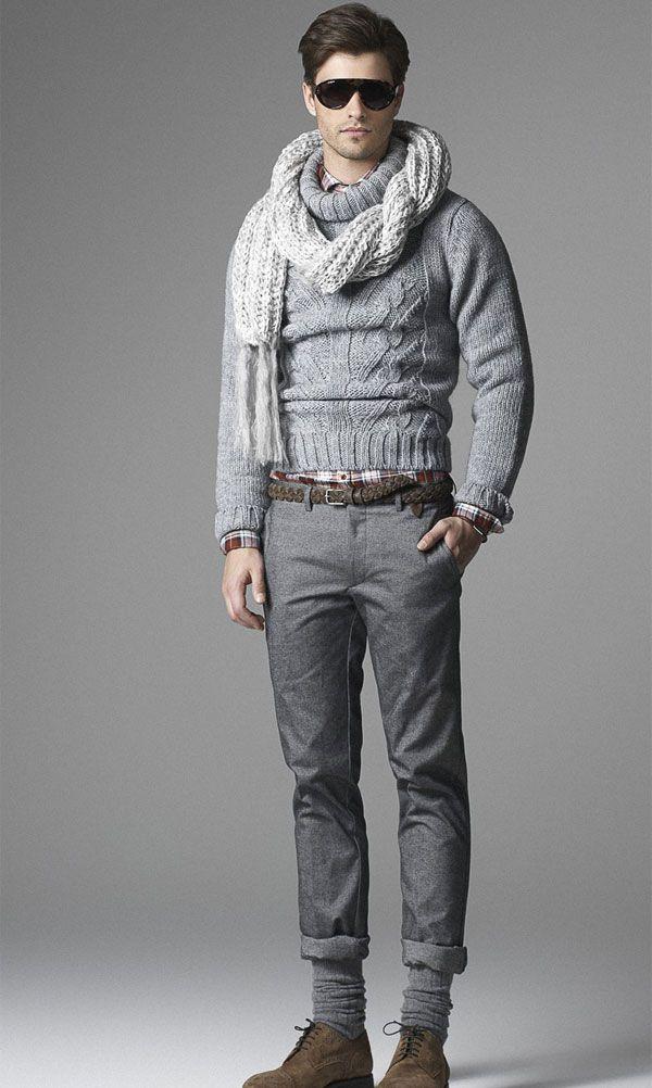 Exceptionnel Moda Uomo - Elegante e sofisticato ma allo stesso tempo casual  ZU67