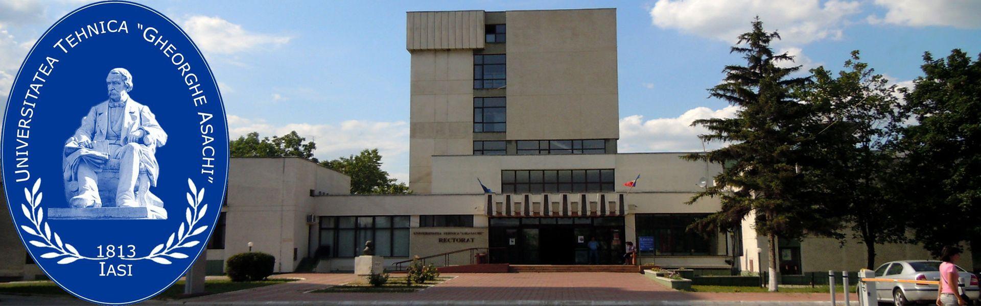 Universitatea Tehnică Gheorghe Asachi In Iași Iași European Countries Istanbul Landmarks