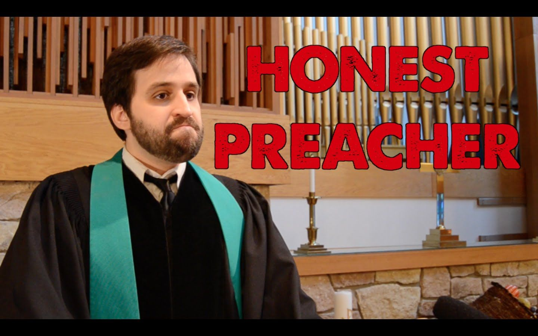 Honest Preacher Preacher, I love to laugh, Best funny videos