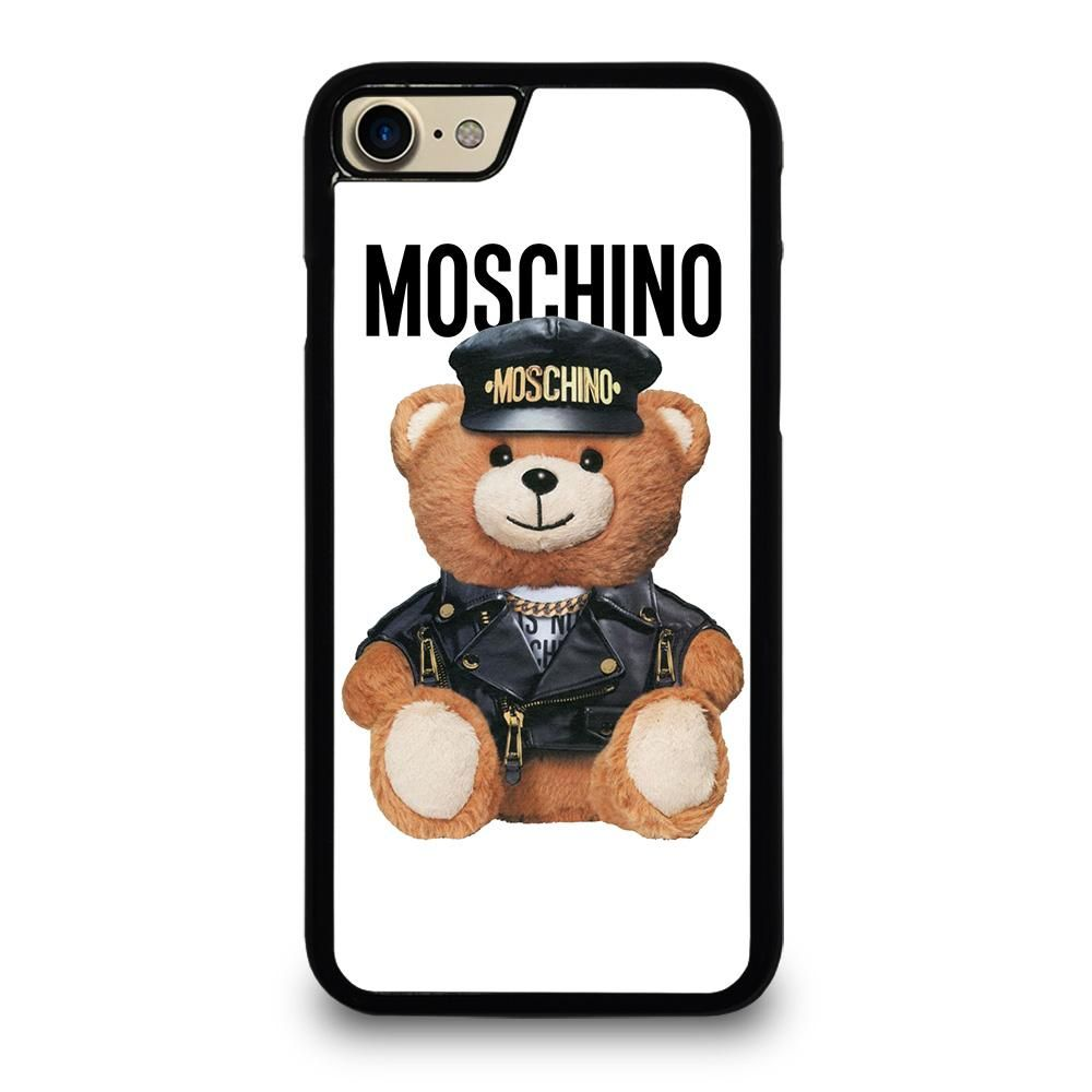 cover moschino iphone 7