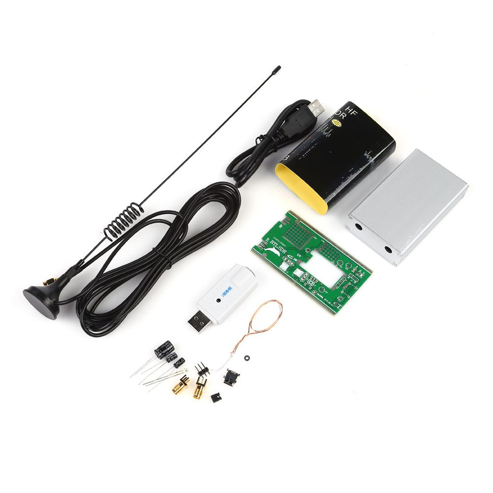 Click To Buy 100khz 17ghz Full Band Software Radio Hf Fm Am Cw Ham Bands Transmitter Cheap Walkie Talkie Quality Transceiver Directly From China Suppliers