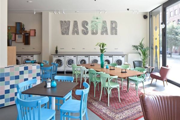Wasbar: Hair Salon, Cafe and Launderette, All in One-Impressive Magazine