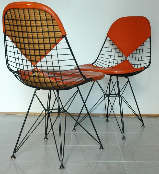 eames. wire furniture | Final Concept moodboard | Pinterest | Office ...