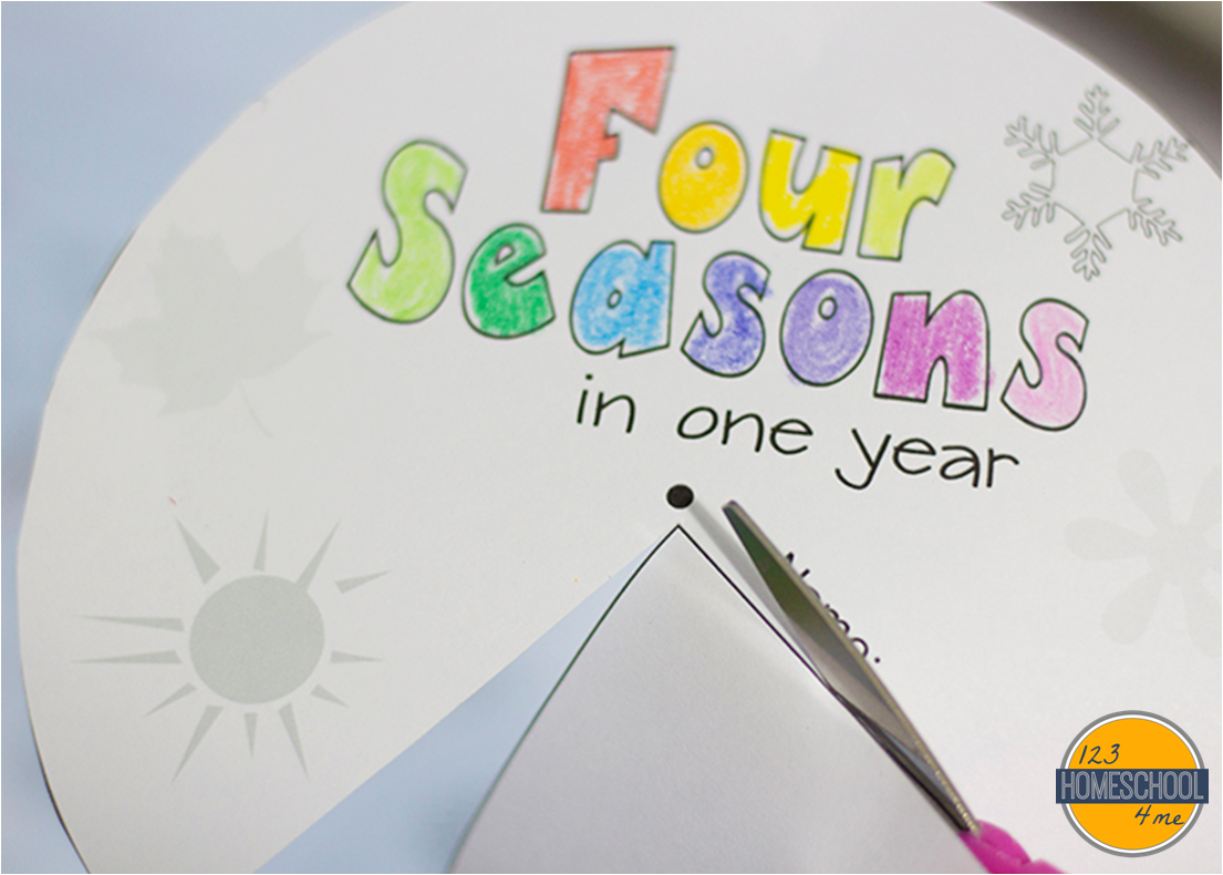 Seasons Worksheets 1 105 790