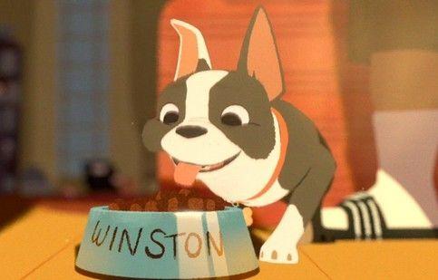 Feast - cortometraggio Disney (Oscar 2015)