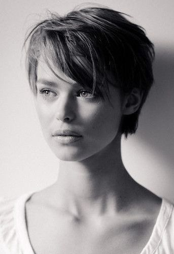 Long Pixie Pixie Haircut Came Into Vogue - Pixie Cut