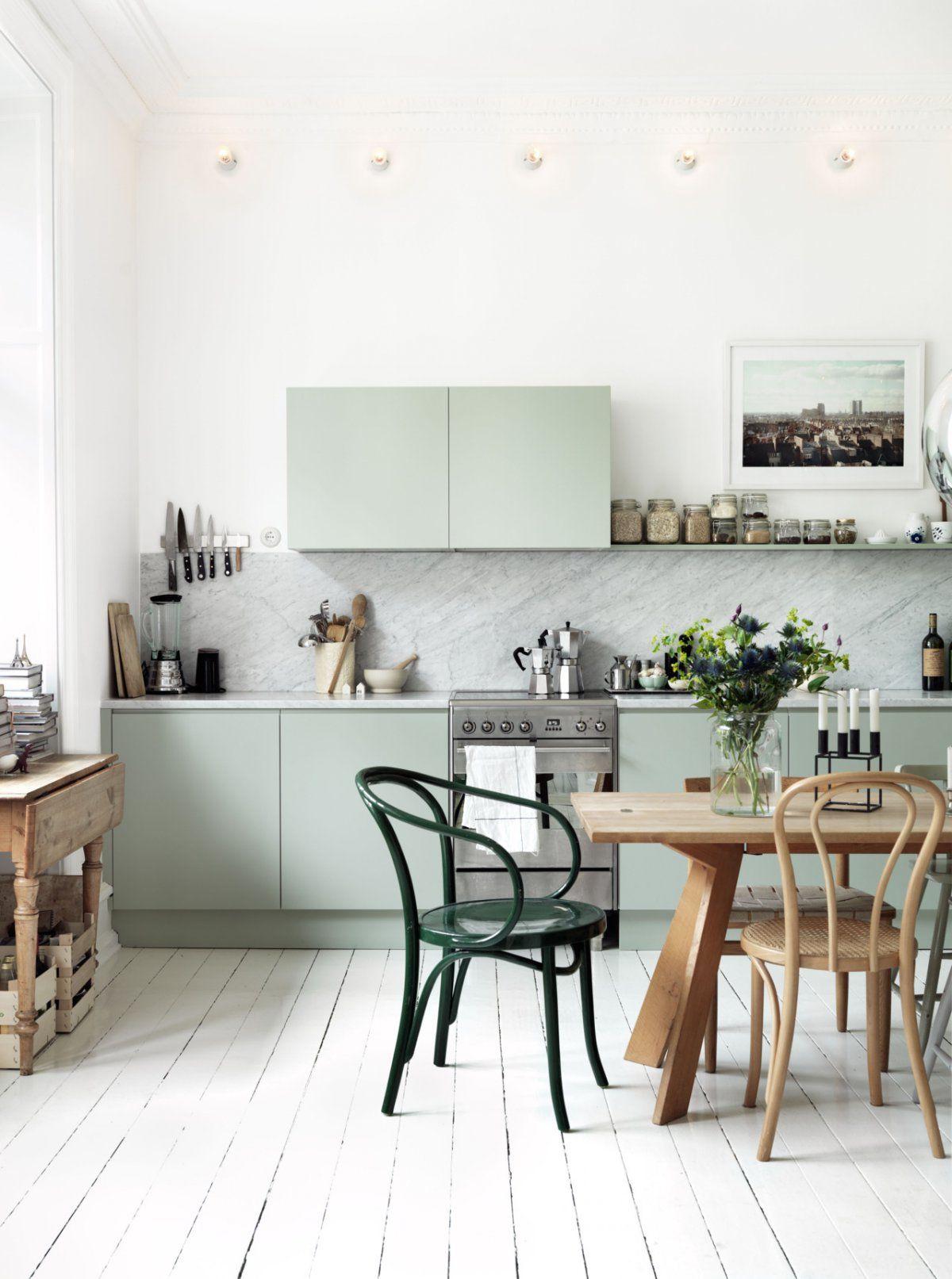 Gorgeous Scandinavian Kitchen Design Ideas With Swedish