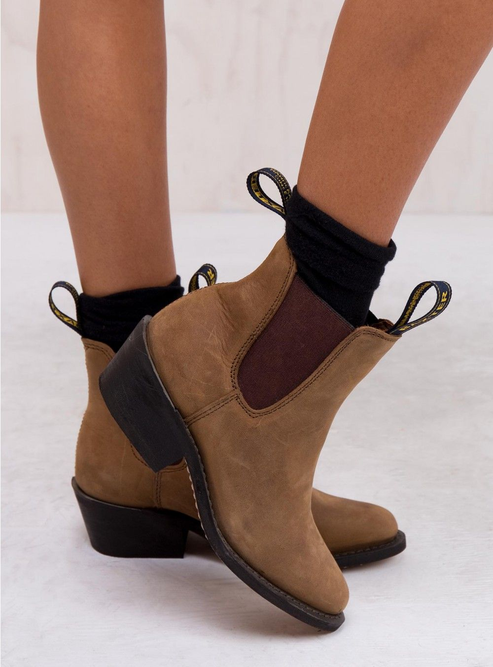 9dc18815c364a Baxter Dancer Boots Distressed Tan | my style | Boots, Baxter boots ...