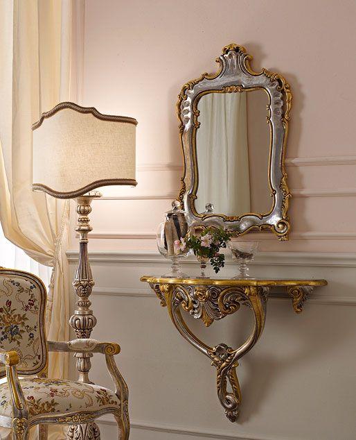Consolle Da Ingresso Classiche.Mobili Consolle Classiche E Di Lusso In Stile Veneziano E Fiorentino
