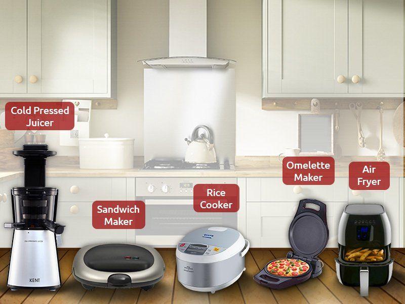 Kitchen Gadgets Style Duplicated Kitchen Appliances Gadgets