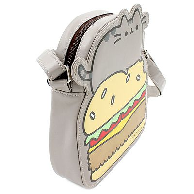 ebe59e4a79 Buy Pusheen The Cat Burger Cross Body Bag at ARTBOX