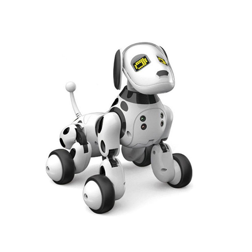 Innovative Dog Shaped Plastic Remote Control Robot Dog Toys