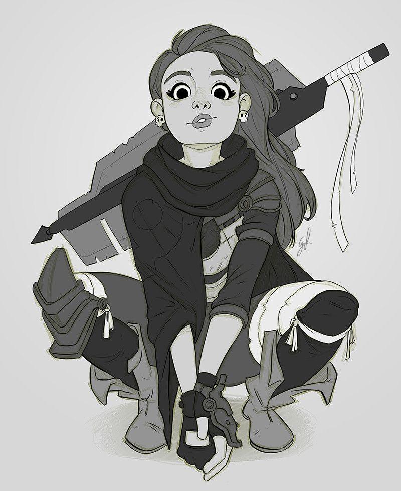 Dystopian Girls, Gustavo Lima