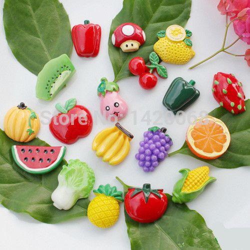 Imanes p rrafo nevera de frutas buscar con google dyi - Juego para hacer ceramica ...