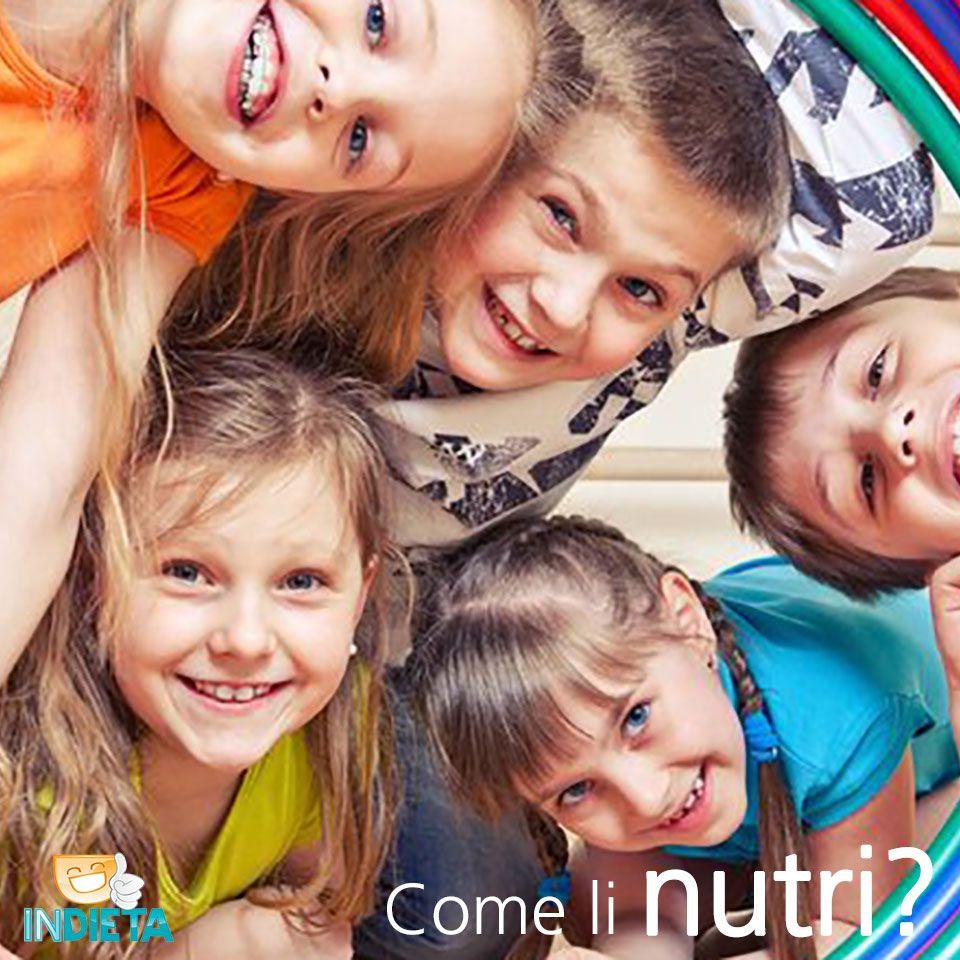 Cosa dai da mangiare di #nutriente ai tuoi bambini ?