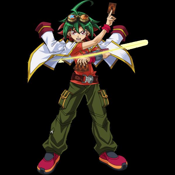 Yu Gi Oh Arc V Sakaki Yuya Render By Raidengtx Deviantart Com On Deviantart Sakaki Yugioh Yuya