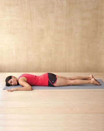 Belly Savasana What it does: Soothes and grounds, allowing you to ...