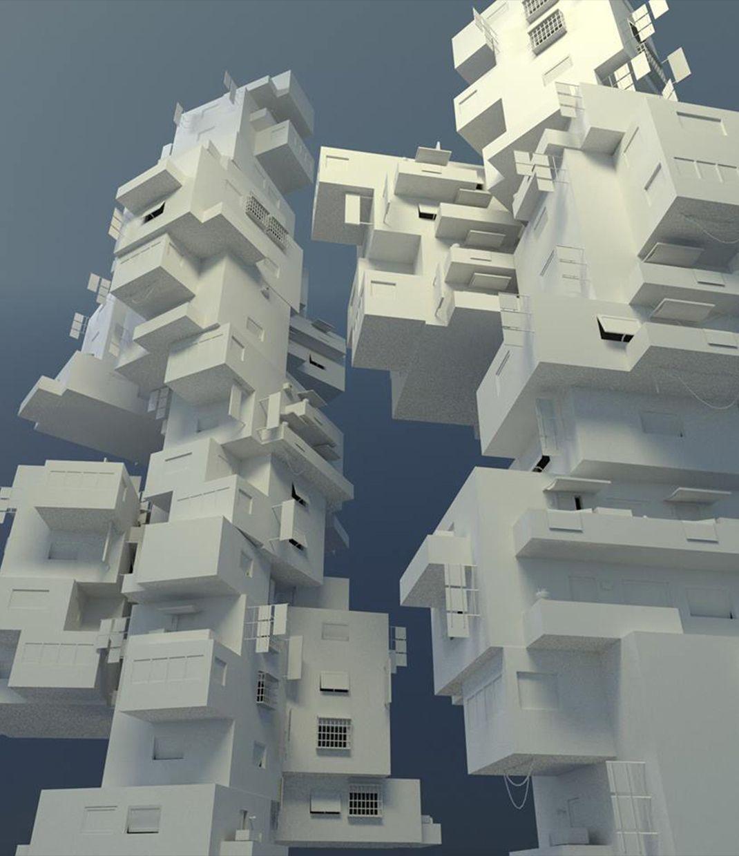 Realistic Procedural Architecture For Games