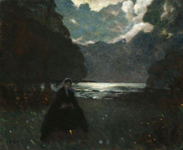 Moonlight Promenade, Pyotr Alexandrovich Nilus