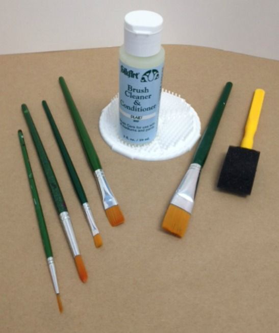 Craft painting basics - how to get started! #plaidcrafts