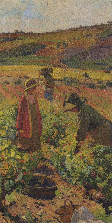 Henri Martin ~ Post-Impressionist painter | Tutt'Art@ | Pittura * Scultura * Poesia * Musica |