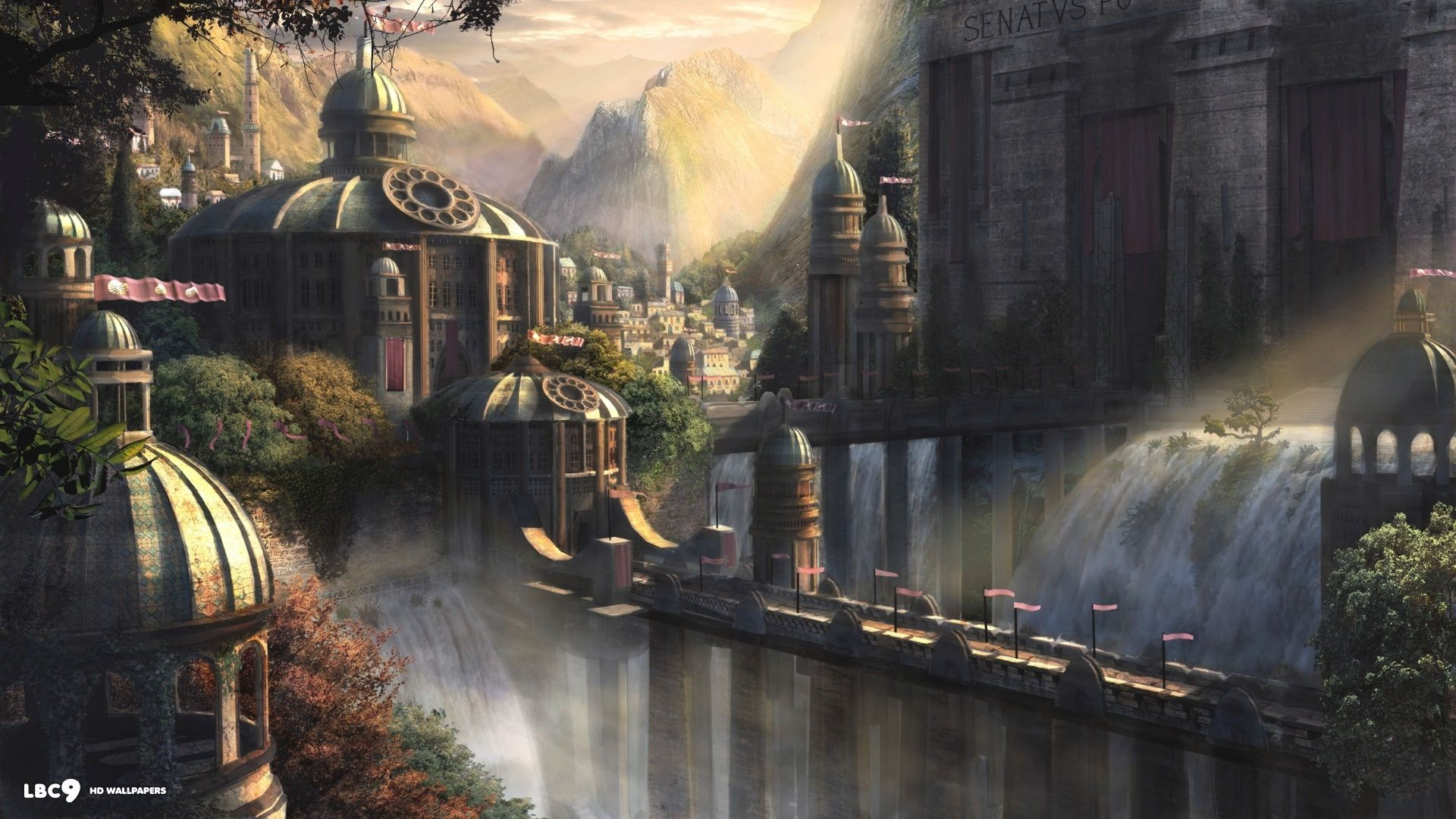 Fantasy Castle Desktop Wallpaper Your Hd xPX Wallpaper ...