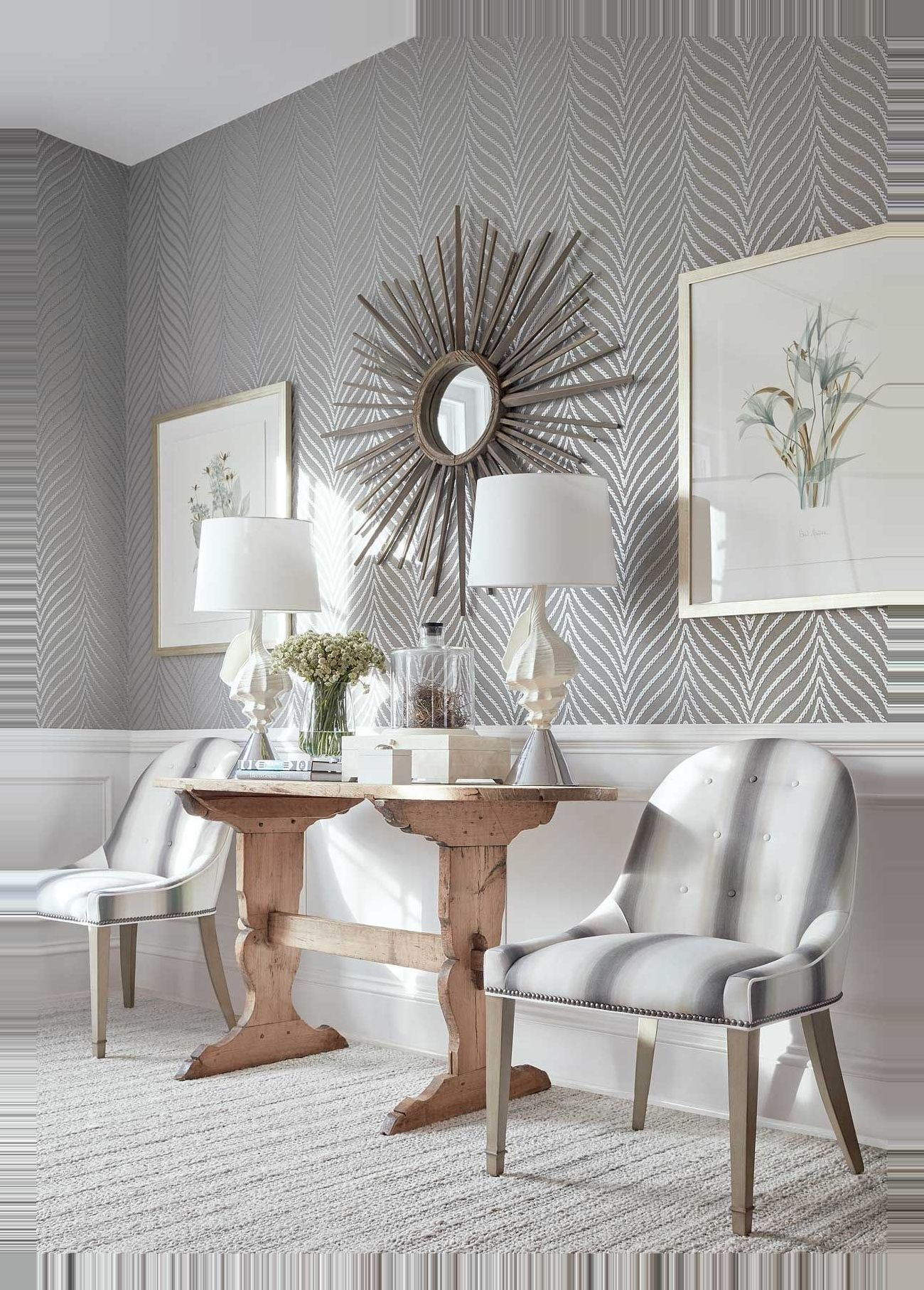 Clayton Herringbone Wallpaper Wallpaper Living Room Cla