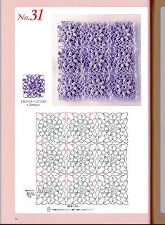 SANDRA PONTOS DE CROCHÊ E TRICÔ...........: Squares