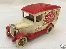 Lledo Coca Cola Vintage Drink Coke Days Gone Diecast Car Delivery Van Truck Old