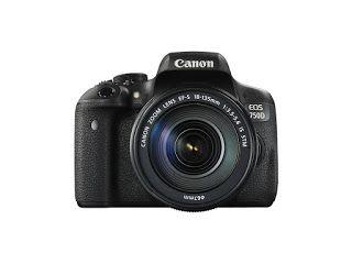 Canon EOS 750D Driver Download Windows, Mac