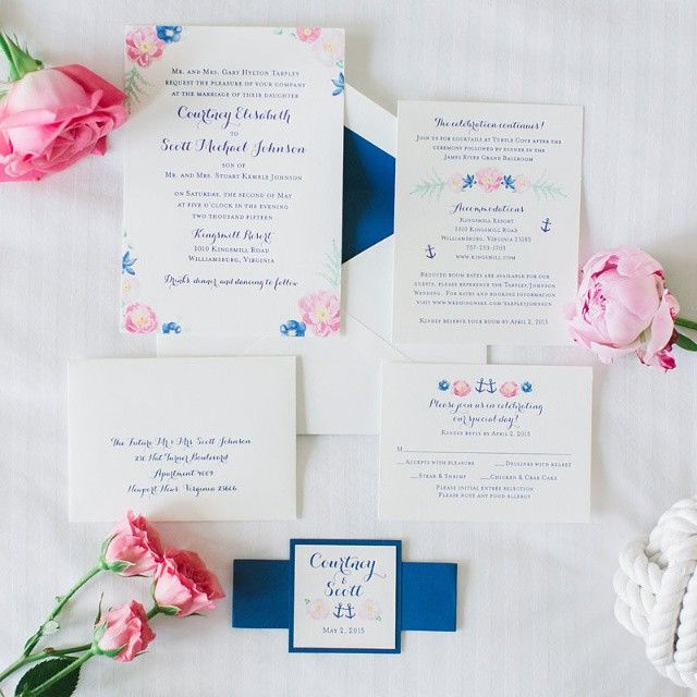 Loved designing these with Courtney. Beautiful photo by Ashley + Jeremy Mitchell, We Are The Mitchells @abarnettphoto @jeremymitch  #watercolorinvitations #thatsdarling #iloveflowers #pursuepretty #mospensstudio