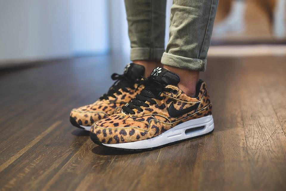 best website 05664 6d9be Nike WMNS Air Max 1 Zoo Pack