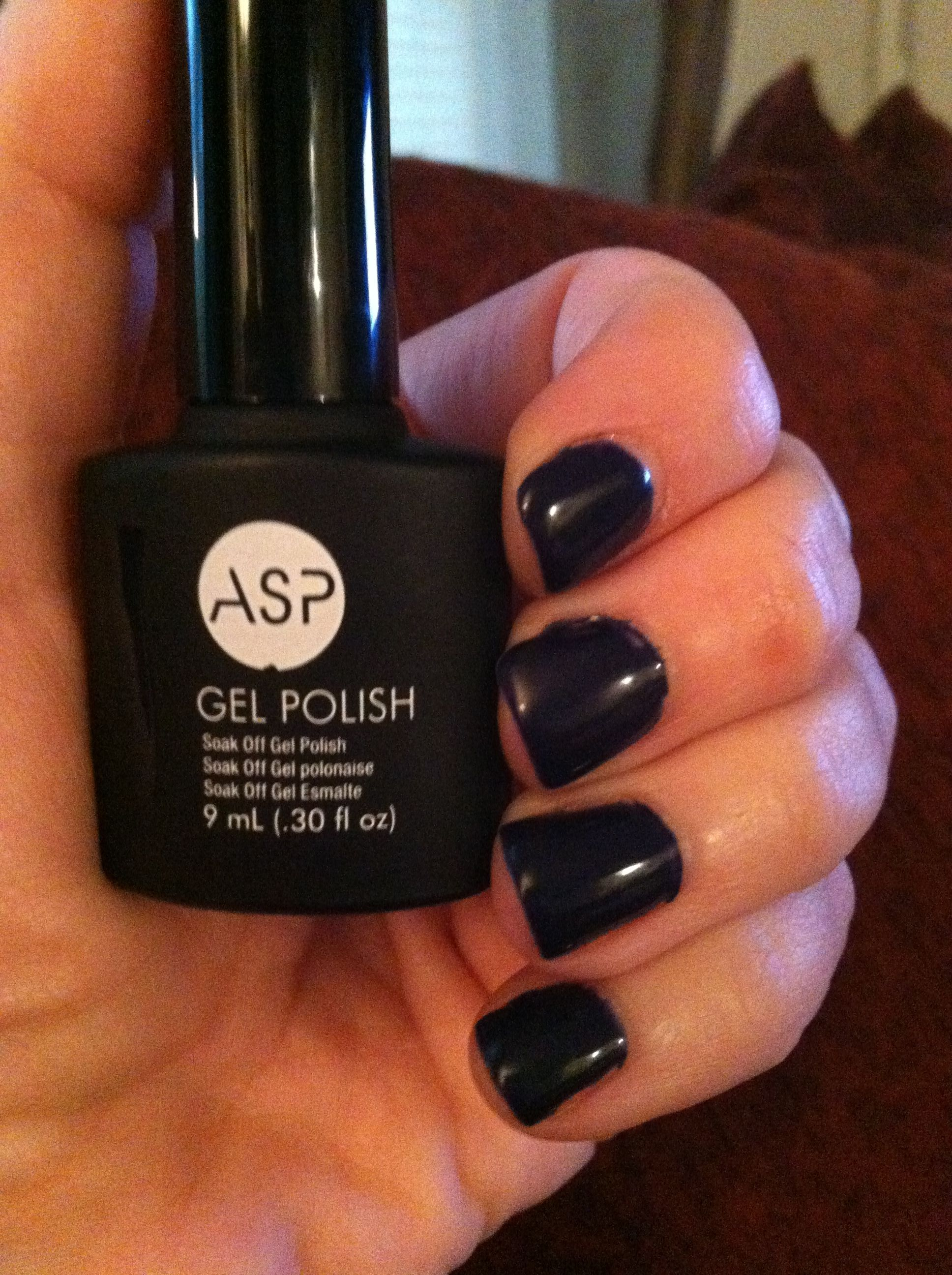 Obsessed With Asp Gel Polish This Is Blue Bayou Sally Beauty Supply