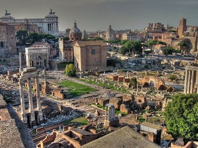 Ancient Rome Rome Sights Italy Travel Rome