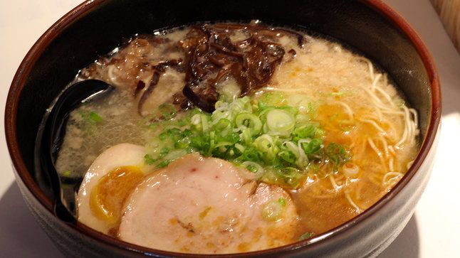 Ramen Tatsu-Ya.  I will be heading back here when it gets cold outside so I can warm up with yummy noodles.   Where to Eat and Drink in Austin - Eat - Thrillist Austin